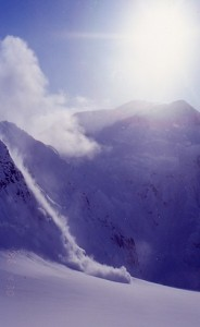 Foraker Avalanche
